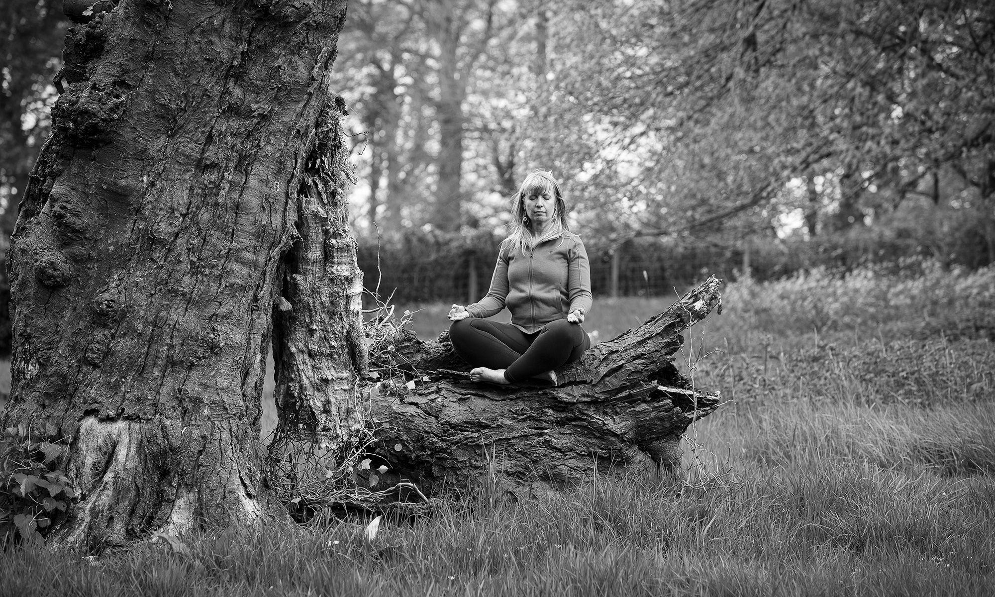 Zoga Yoga - Tranquil meadow meditation