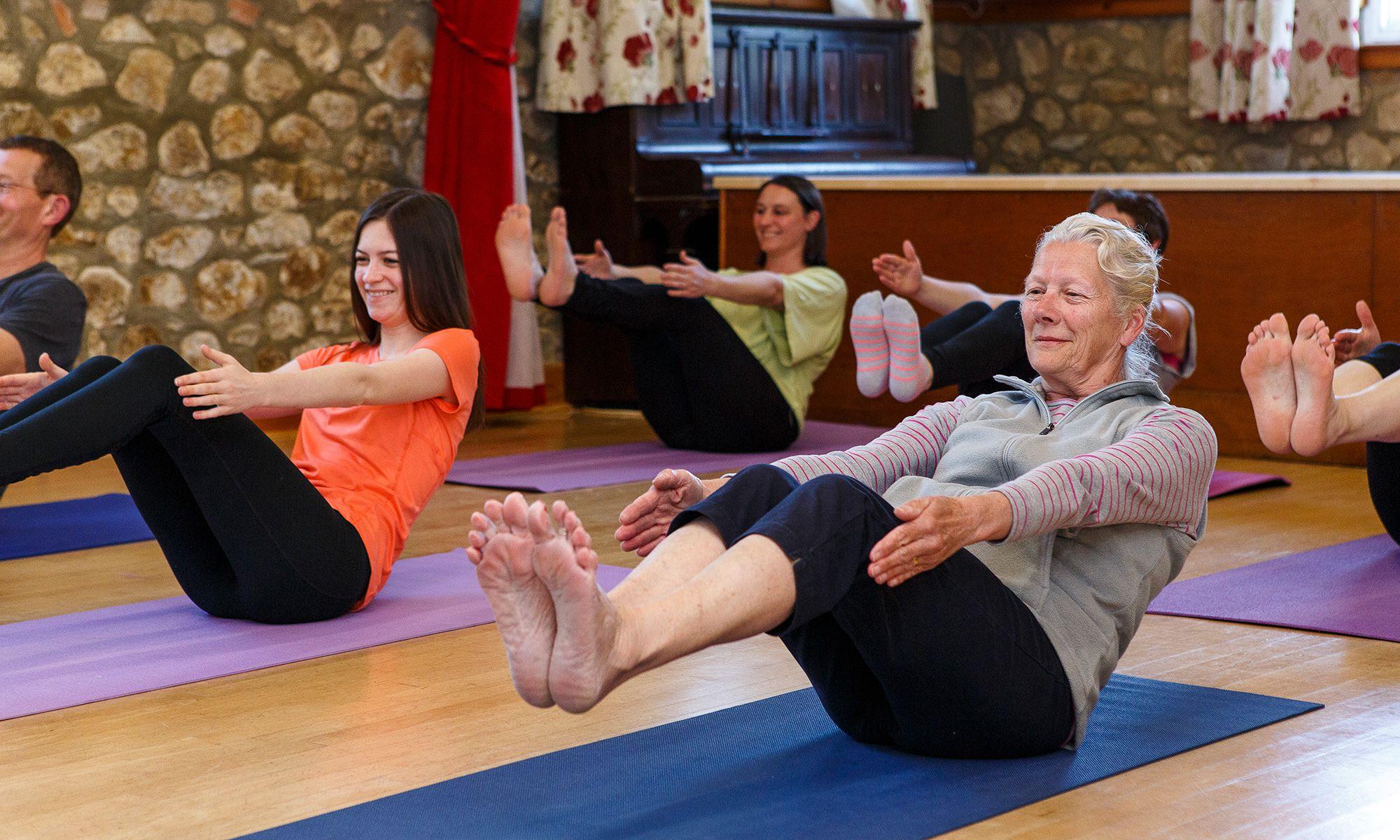 Zoga Yoga - Donyatt Yoga Class